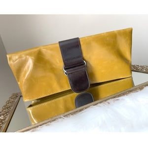 Shiraleah Clutch   Vegan Leather